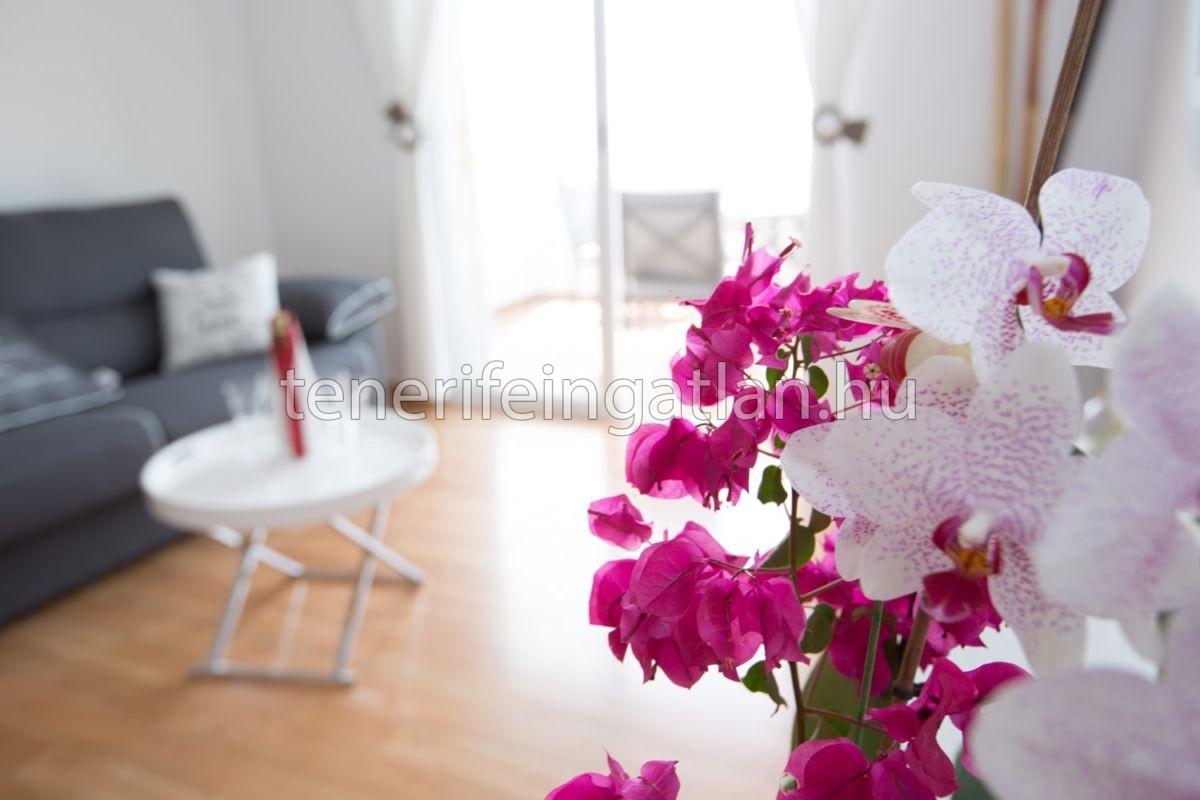 San Eugenio Alto, 48 m2 + 18 m2 terasz