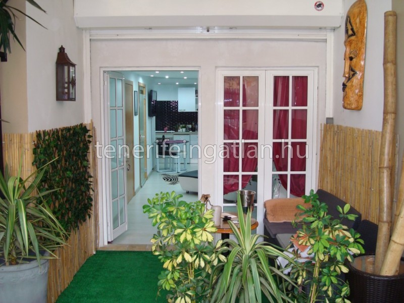 2 hálószobás apartman Adeje-ben