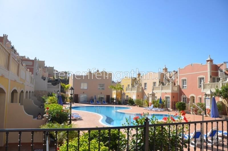 1 hálószobás, 56nm-es apartman Palm Mar-ban