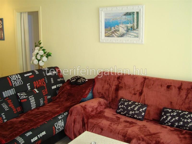 2 hálószobás, önálló kertes apartman - Torviscas Alto (La Pineda)