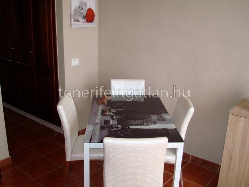 1 hálószobás apartman San Eugenioban, kilátással az óceánra