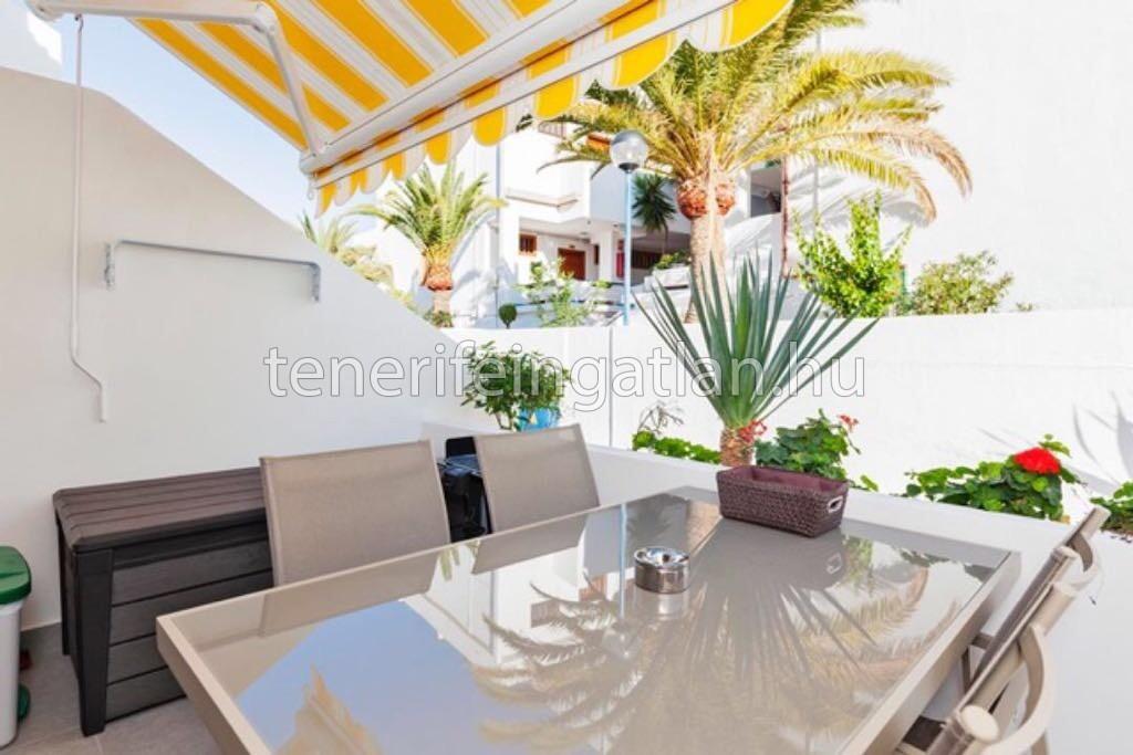 47 m2-es apartman San Eugenio Bajo központjában